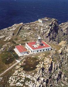 Faro de Islas Sisargas / Galicia / Spain