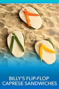 Teen Beach 2 Viewing Party #Sandwiches #TeenBeach2 #TeenBeach2Event #beachparty
