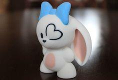 JMKit Minx Bunny Toy by ShouldBee.deviantart.com on @DeviantArt