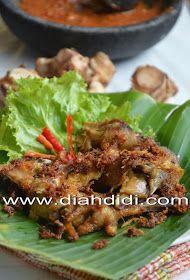 Diah Didi's Kitchen: Ayam Goreng Lengkuas