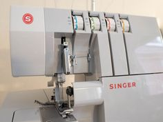 Singer serger Heavy Duty