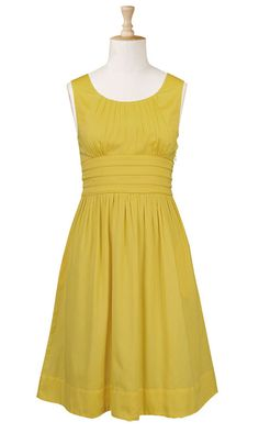 super cute dress AND you can customize the fit and style!!