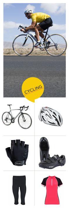 Diese Ausrüstung macht Radprofis Rio-fit. Allen voran das Viking Rennrad, das durch die spezielle Form des Oberrohrs dynamisch wirkt. Der Lazer Fahrradhelm mit innovativem Rollsys System überzeugt durch Qualität und Trend-Design. Die Red Cycling Products Fahrradschuhe geben sicheren Halt.