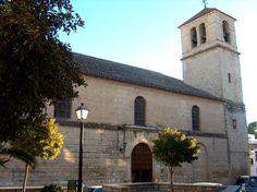 Iglesia de San Pedro. Torredonjimeno