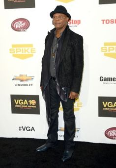 Samuel L. Jackson arrives at Spike TV's 10th annual Video Game Awards at #Sony #Pictures #Studios in Culver City, Calif., on December 7, 2012  http://celebhotspots.com/hotspot/?hotspotid=6517&next=1