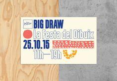 """다음 @Behance 프로젝트 확인: """"Big Draw Barcelona"""" https://www.behance.net/gallery/35524983/Big-Draw-Barcelona"""