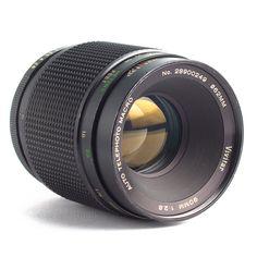 Vivitar 90mm f2.8 Macro Lens 1:1 M42 Pentax Screw Fit Komine FAULTY