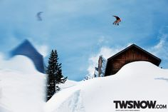 Wallpaper Wednesday: Nike at the Team Shootout | TransWorld SNOWboarding
