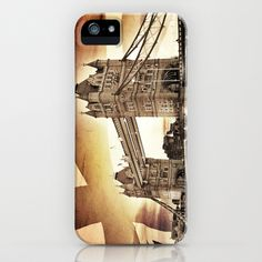 London iPhone Case by Nicklas Gustafsson - $35.00
