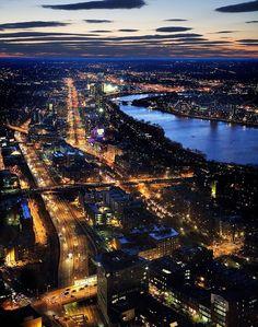 Boston my home !