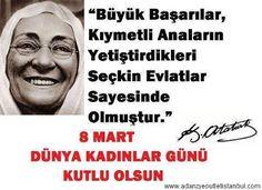 A'dan Z'ye Outlet İstanbul: 8 Mart Dünya Kadınlar Günü