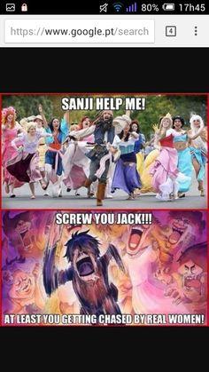 Run Sanji, RUN
