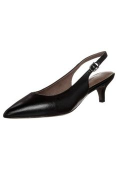 Got inspired last year in Singaspore. These slingbacks are so stylish!