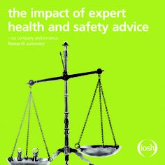 This report describes findings from our study which looked at whether there's a relationship between competent health and safety advice and health and safety performance in the construction industry. www.iosh.co.uk/researchreports