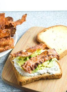 "Vegan Rice Paper Bacon | yupitsvegan.com. This amazing crispy, smoky, savory vegan ""bacon"" is made from rice paper! Gluten-free recipe."