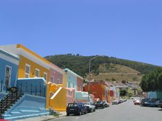 Bo-Kaap, Cape Town, South Africa love it! Beautiful Places To Visit, Places To See, Travel Ideas, Travel Photos, Sore Eyes, Cape Town South Africa, Island Nations, What A Wonderful World, Africa Travel