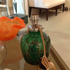 wmf ikora table lamp foot new @ palm beach antiques & design center