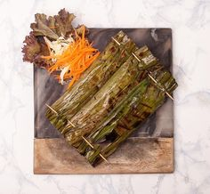 WEEKEND SPECIAL: Seafood Thai Otak-otak Our chef's secret spicy fish paste recipe with aromatic flavours wrapped in banana leaf and charred to perfection.  Give us a call to save a table ahead! ���� #baanrao #aroimakmak #kleats #eatdrinkkl #eatdrinkkualalumpur #hungrygowhere #foodstagram #foodinkmalaysia #foodinkl #foodpanda #thaifood#thaicuisine #spicy #malaysia #pjeats #pjfood http://w3food.com/ipost/1508646462762131045/?code=BTvyfb4lh5l