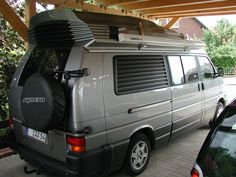 VW T4 Dehler Optima Syncro