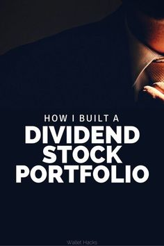 Dividend stocks give my family a passive stream of income and something I learned from Warren Buffett, who gets a 40% yield on his ownership in Coca-Cola. Learn how I set up our dividend growth stock portfolio so that one day we could do the same! | Wallet Hacks