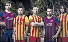 New Barca kits ❤❤