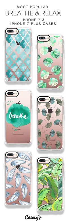 Most Popular Leaf iPhone 7 Cases & iPhone 7 Plus Cases here > https://www.casetify.com/en_AU/mariebodieillustrations/collection #iphone7case,