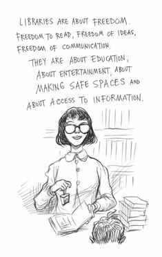 Page 10 of Neil Gaiman and Chris Riddell's book Art Matters. ART MATTERS by Neil Gaiman, illustrated by Chris Riddell is published by Headline on September Library Quotes, Library Posters, Library Books, I Love Books, Good Books, Books To Read, Reading Quotes, Book Quotes, Quotes Quotes