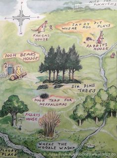 winnie-pooh-map