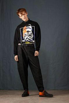 McQ Alexander McQueen, Look #7