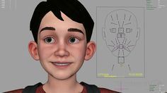 Kid is a main (and only character) in the latest demo by Epic Games. Character is designed, created and rigged by 3Lateral studio.   Full demo can be seen here: https://vimeo.com/121146483  Read the full story here: http://3lateral.com/projects/unreal-engine-demo-the-kid/