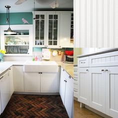 Last week we featured the Shaker kitchen in our Celtic Tiger Crimes against Interiors poll and many of you who fancy a change of look have been in touch to see how yo. Colourtrend Paint, Shaker Kitchen, Color Trends, Kitchen Cabinets, Interior, Home Decor, Decoration Home, Room Decor, Kitchen Cupboards