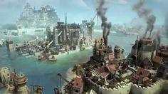 لعبة ارتفاع المدن | Rising-Cities-Game | ارتفاع المدن Game .