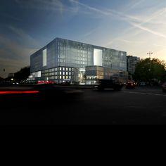 Clément Blanchet Unveils Shortlisted Pershing Proposal for Réinventer Paris