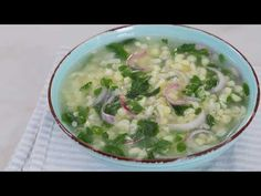 WATCH: How to Make Corn and Malunggay Soup   Yummy.ph