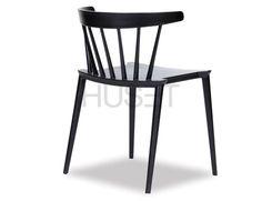 Blac222k Chair