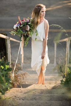 Boho Beach Wedding Inspiration | Jason Wasinger Photography | Bridal Musings Wedding Blog 16