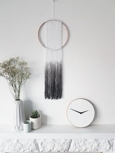 Large Boho macrame ombre Dream Catcher 10'', Wall decor, Bohemian, wall art,woodland nursery, birthday, gift