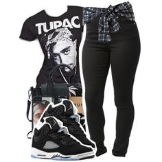 Untitled #1168, created by ayline-somindless4rayray on Polyvore