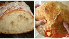 Zázračný chlebík bez miesenia – hrnčekový recept: U nás sa ani nečaká, kým vychladne – toto sa s chlebom z obchodu nedá porovnať!