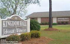 ... WITNESSES, CORDELE GEORGIA Jehovah's Witnesses Kingdom Hall