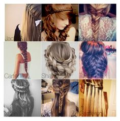 """Your Braided hair // Magcon Preference"" by onedirection-5sos-preferences122 ❤ liked on Polyvore featuring Sammiespreferencesxx"