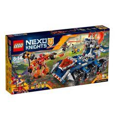 LEGO Nexo Knights Axls mobiler Verteidigungsturm 70322