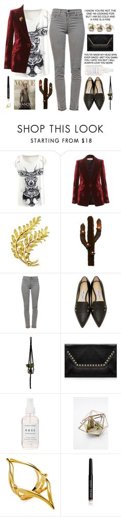 """""""#11 - I SHIP THORIN&THRANDUIL - I wish I could understand why we cause each other so much pain - Unknow."""" by queerlillady ❤ liked on Polyvore featuring Emilio Pucci, Tiffany & Co., NOVICA, J Brand, Jimmy Choo, Rebecca Minkoff, Herbivore, Urban Grow, Katie Rowland and Bobbi Brown Cosmetics"""