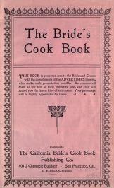 The bride's cook book ..