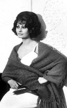 Sophia Loren in the Sixties