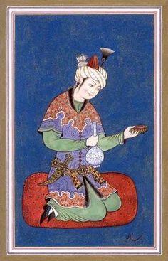 Persian Miniature: