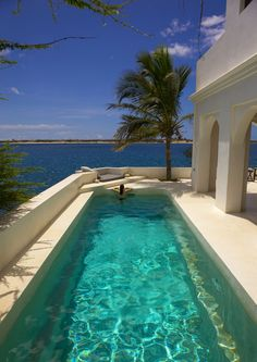 Forodhani House, Shela Village, Lamu - a beautiful seafront holiday home available to rent from www.eastafricanretreats.com