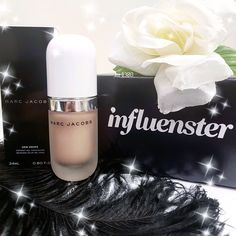 Love this @marcbeauty  @Influenster voxbox got it free for reviewing purposes #contest #influenster #coconutglow #marcjacobsbeauty