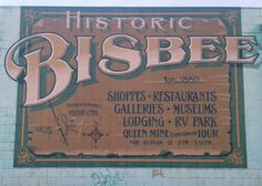 12 Things to Do and See in Bisbee favorit place, 12 thing
