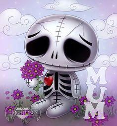 Creepy Art, Creepy Dolls, Doll Tattoo, Gothic Fantasy Art, Geniale Tattoos, Image 3d, Sugar Skull Art, Goth Art, Voodoo Dolls